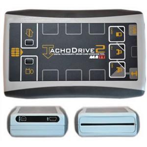 TachoDrive 2 czytnik tachografu cyfrowego i karty kierowcy