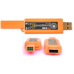TachoDrive Plus czytnik - klucz do tachografu cyfrowego