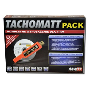 TachoMatt PACK zestaw klucz + program