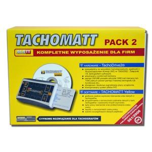 TachoMatt PACK 2 zestaw czytnik uniwersalny + program
