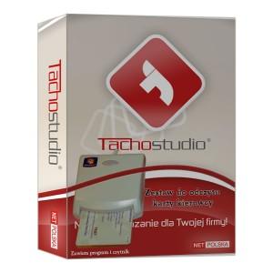 TachoStudio MCC - zestaw do odczytu karty kierowcy