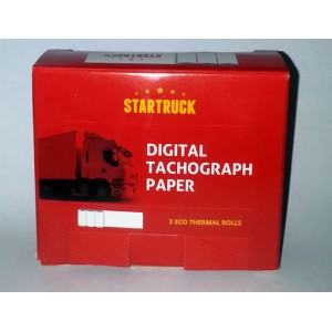 Papier do tachografu cyfrowego STARTRUCK