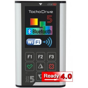 TachoDrive 5.5 czytnik tachografu i karty kierowcy