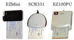 Czytniki karty kierowcy do wyboru w zestawie TachoStudio MMC